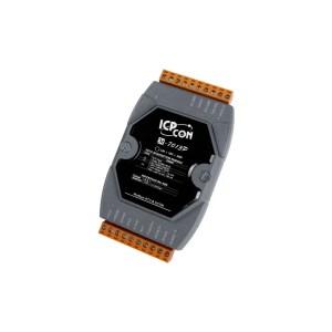 M-7013P-G CR : I/O Module/Modbus RTU/1AI/2DO/1DI