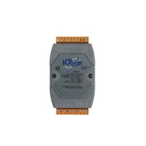 M-7017-G CR : I/O Module/Modbus RTU/8AI