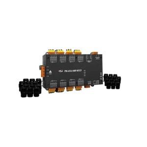 ICP DAS PM-4324-100P-MTCP CR : Multi-Circuit Power Meter/Modbus TCP/60A
