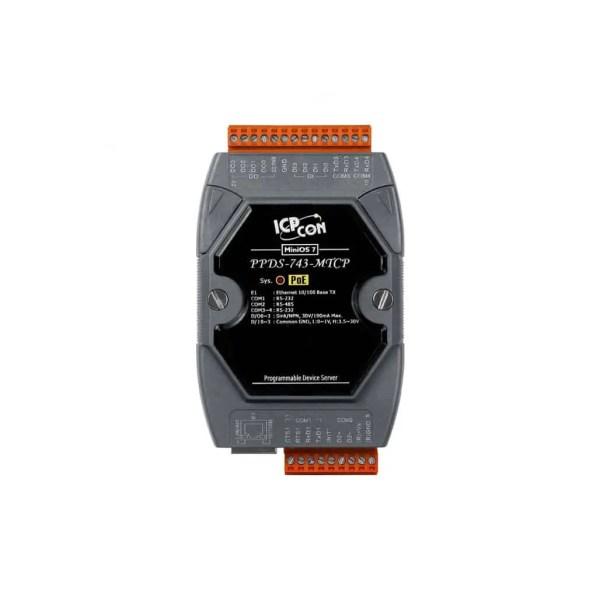 PPDS 743 MTCPCR Device Server 02 123213
