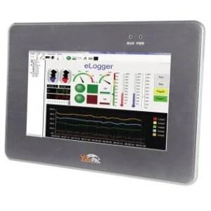 ICP DAS VP-2201-CE7 CR : ViewPAC Controller/Cortex-A8/CE7/7″ LCD