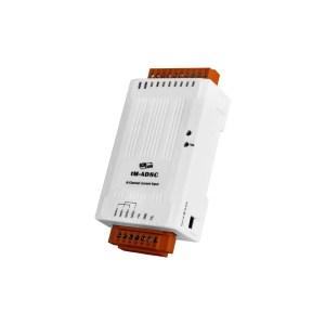 tM-AD8C CR : I/O Module/Modbus RTU/tiny/8AI/Single/Current