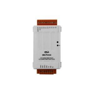 tM-p4A4 CR : I/O Module/Modbus RTU/tiny/4DI isol./4DO source/OC