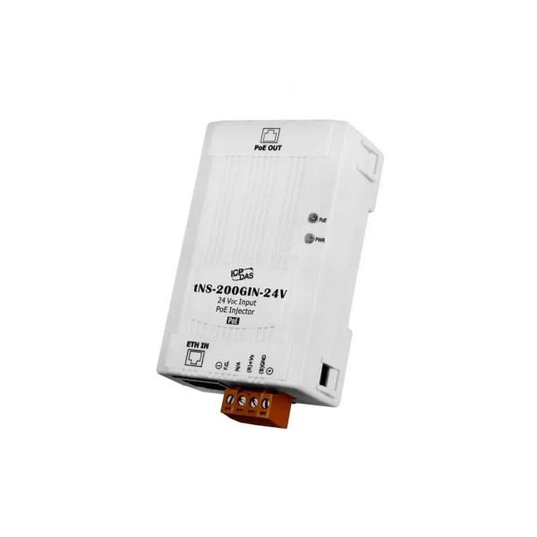 tNS 200GIN 24V PoE Injector 01 140717