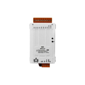 tPET-C4 CR : POE I/O Module/tiny/Modbus TCP/4DO/NPN/Sink
