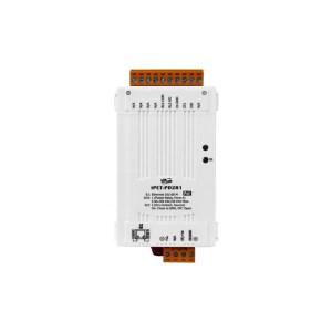 tPET-PD2R1 CR : POE I/O Module /tiny/Modbus TCP/2DIdry/1 RelayOut