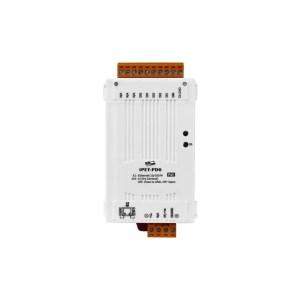 tPET-PD6 CR : POE I/O Module /tiny/Modbus TCP/6DI/Dry