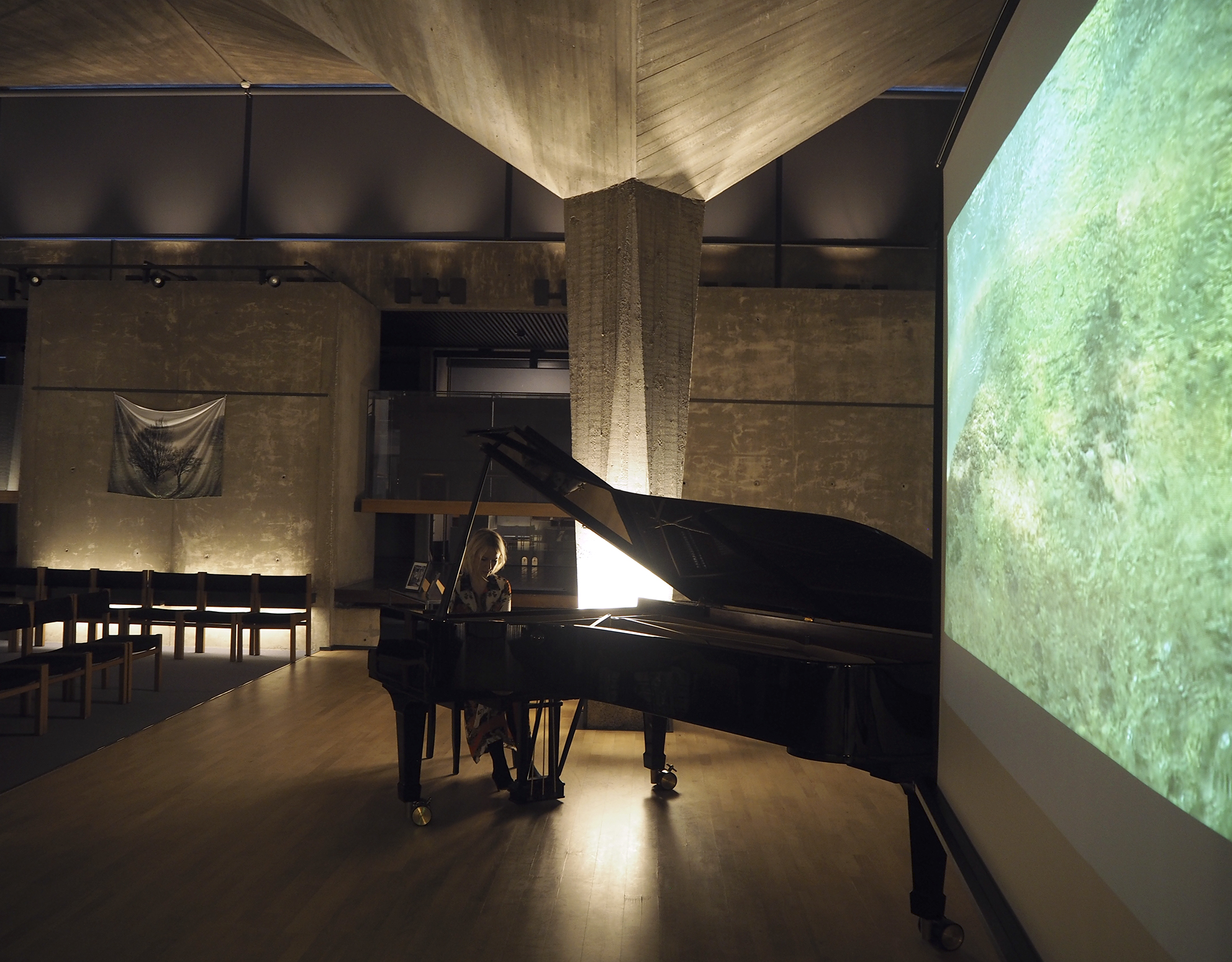 Water Rituals at Sibelius Museum