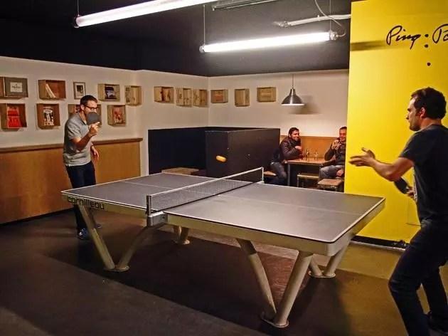 Pourquoi nous avons une table de Ping-pong en agence digitale