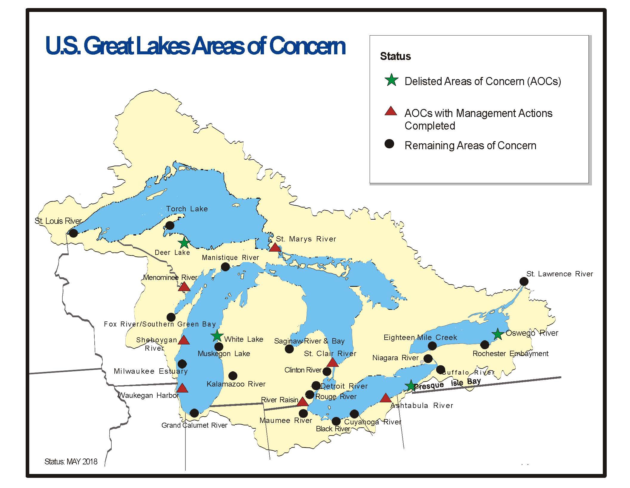 Partnerships Are Key To Great Lakes Cleanups