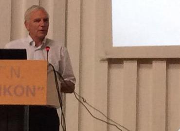 Πρόεδρος της Ευρωπαϊκής Ρευματολογικής Εταιρείας