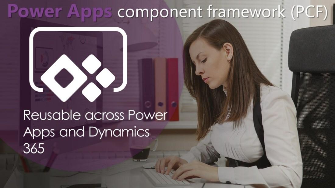 PowerApps component framework