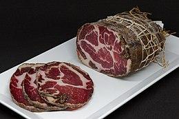 イタリア語で豚肉の部位を覚えよう 首肉