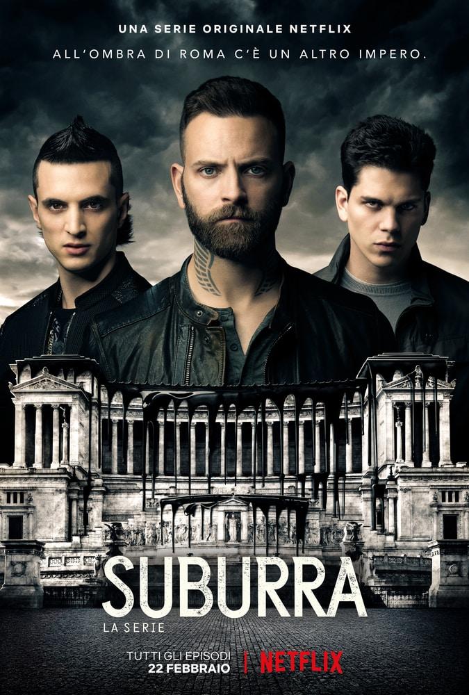 【イタリアドラマ】ローマが舞台の社会派ドラマ「SUBURRA」をおすすめする5つの理由