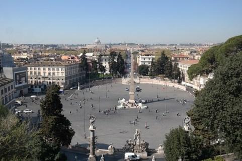 ポポロ広場【イタリア観光】ローマ「トレビの泉」「スペイン広場」の周辺の在住者によるおすすめスポット