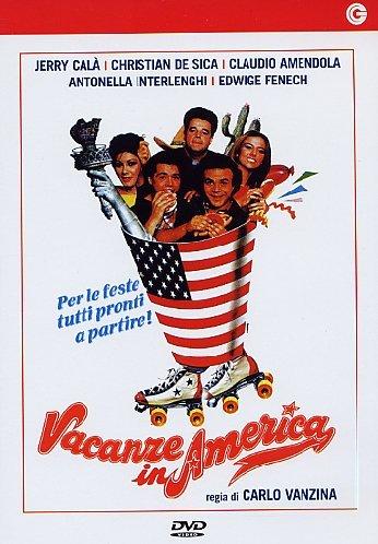 イタリア映画 ヴァカンツェ イン アメリカ(Vacanze in America)