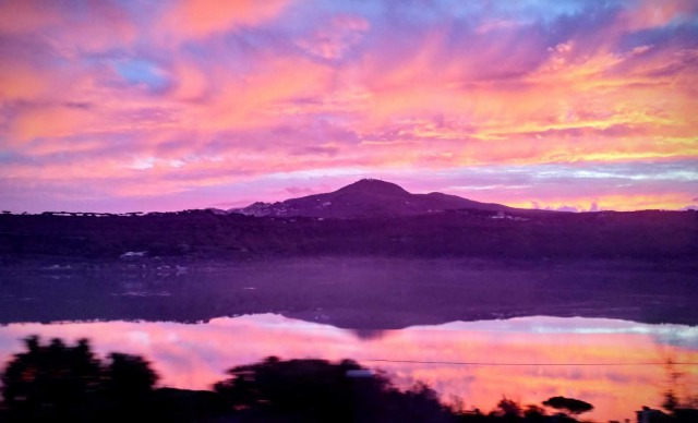 【ローマ郊外】近所だから知っている!ローマっこもこぞってくる「アルバーノ湖」の絶景スポット5選!