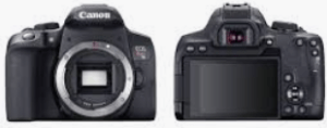 Canon EOS Rebel T8i Manual Download