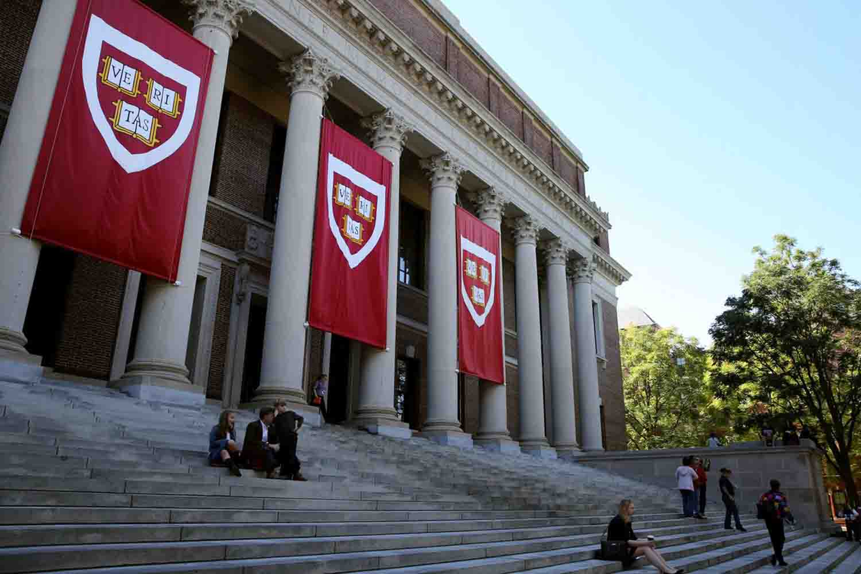 Free online courses at Harvard school