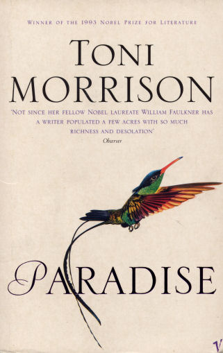 Resultado de imagem para Toni Morrison; Paradise