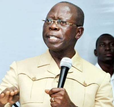 #EdoDecides: Oshiomhole Accuses INEC Of Deploying Non-Functional Card Readers