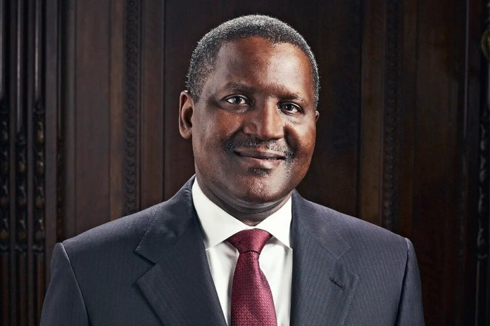 Africa's Richest Man, Dangote Enmeshed In Romance Scandal [VIDEO]