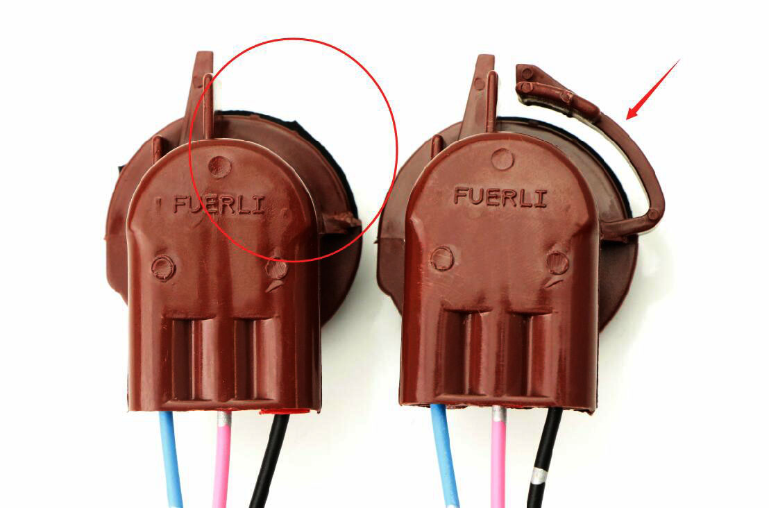 3156 3157 Pre-Wired Harness Sockets For Turn Signal Lights