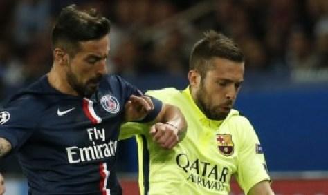 Paris St Germain v FC Barcelona - UEFA Champions League Quarter Final First Leg