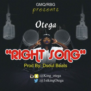 [Music] : OTEGA - RIGHT SONG