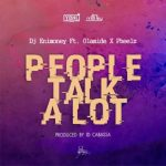 "[Video] : DJ Enimoney – ""P.T.A"" (People Talk Alot) ft. Olamide & Pheelz"