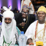 [News] : Royal Swag: How Ooni of Ife and Emir of Kano shone at Lagos concert