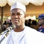 [News] : EFCC Denies Raiding Goje's Abuja Residence