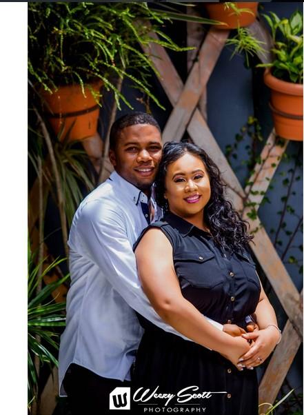 Prewedding Photos Of Canadian Lady & Nigerian Man