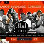 [E!News] : DAVIDO AND OTHERS TO PERFORM AT BLACK CONCERT. (DETAILS HERE)