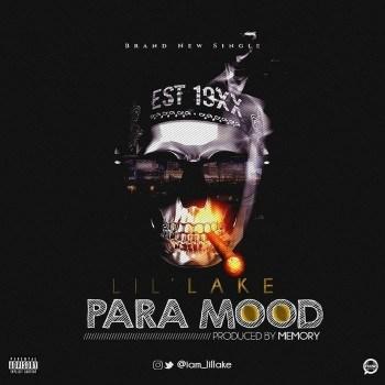 Lil'Lake - Para Mood (Prod. by Memory)