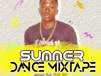Dj Salam - Summer Dance Mixtape