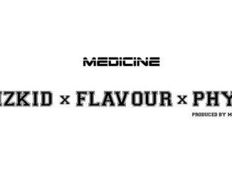 Wizkid - Medicine (Remix) ft. Flavour & Phyno