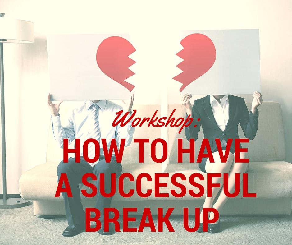 Successful Relationship Break
