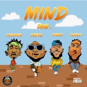 DMW ft. Davido, Peruzzi, Dremo & Mayorkun - Mind