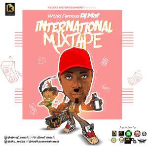 Dj Maf - International Mixtape