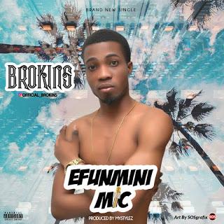 BROKINS - EFUNMINI MIC
