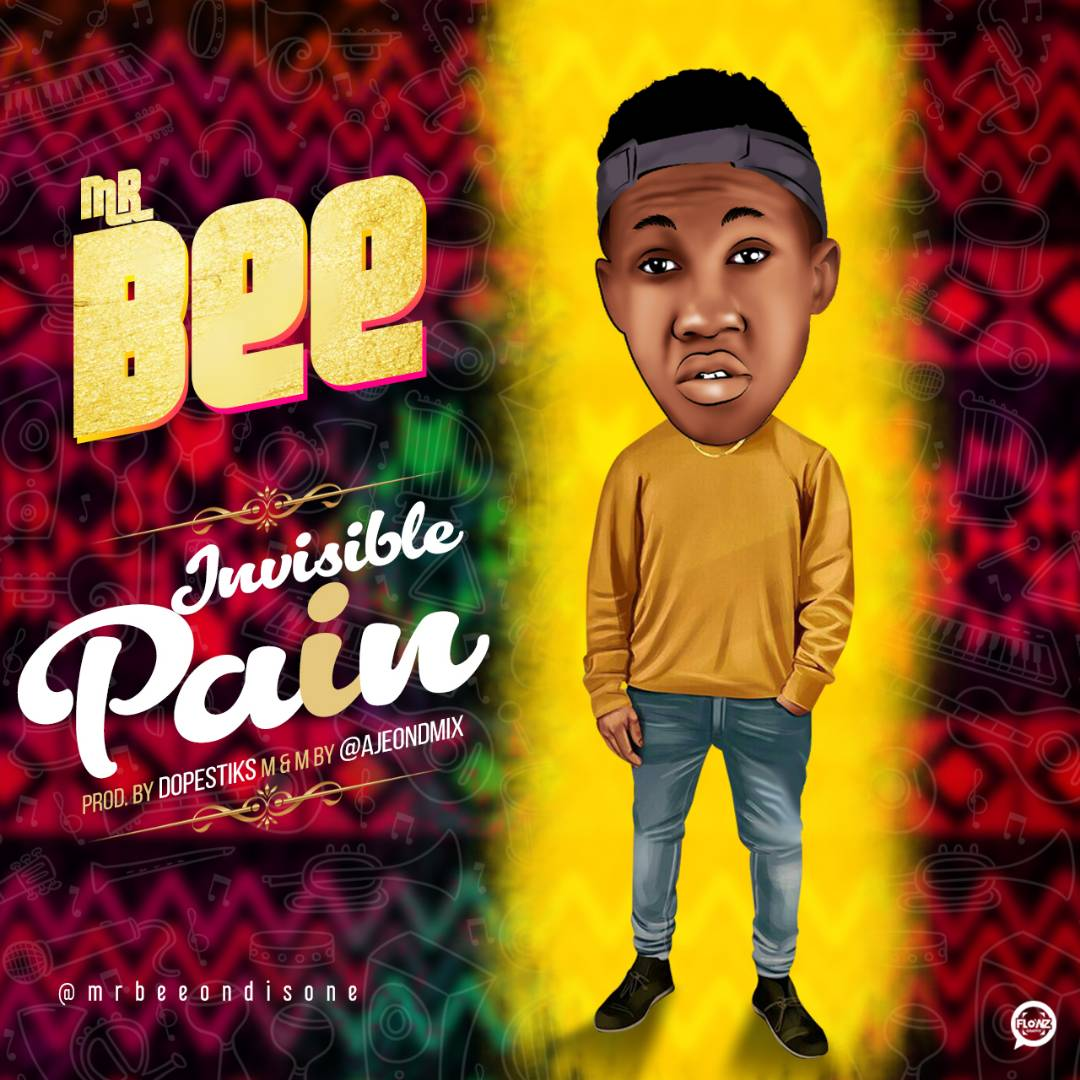 Mr Bee Invisible pain