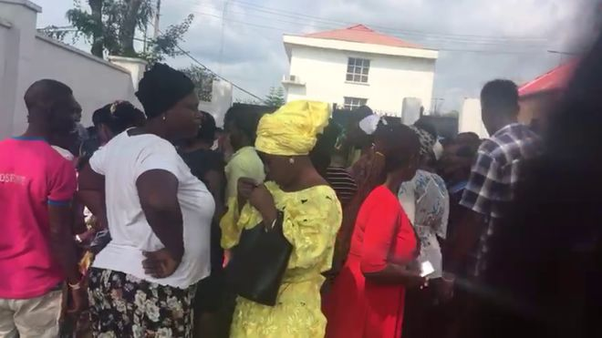Ekiti Residents Collect N4,000 Each For Governorship Election - BBC Video