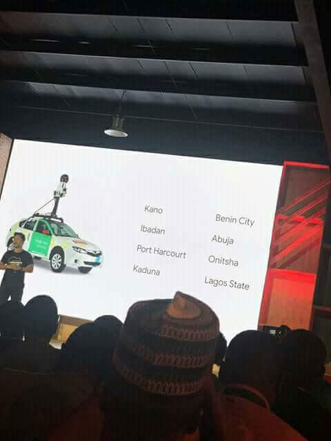 Google Rolls Out Free Wi-fi In Nigeria (Photos)