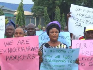 How Obasanjo, Jonathan Left Us To Suffer - Ex-Nigerian Airways Workers