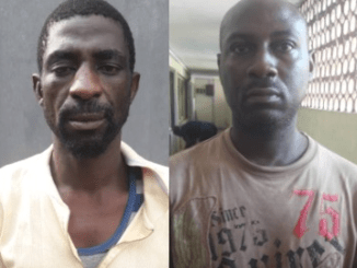 Two Sex Predators Arrested In Lagos