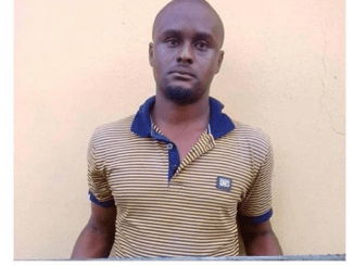 Lagos Father defiles his 2 years old daughter
