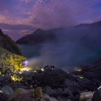 IJEN CRATER TOUR FROM  BALI 1 DAY/1 NIGHT