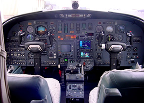 Citation II Garmin Upgrade