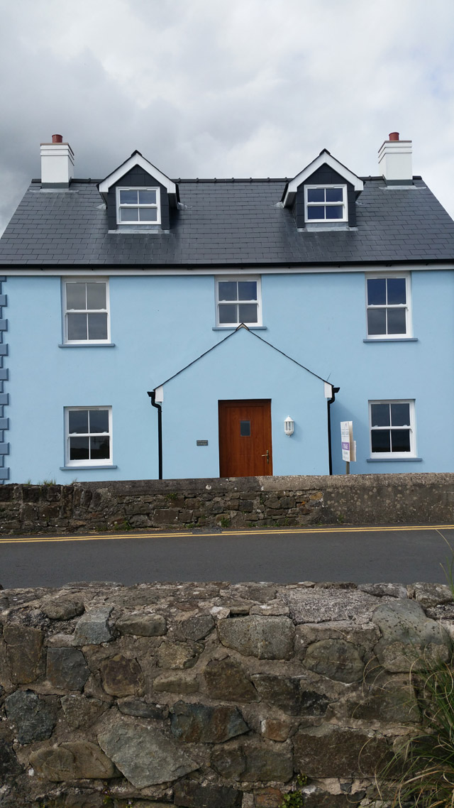 Timber Frame Houses in Pembrokeshire